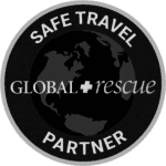 Global Rescue Safe Travel Partner logo